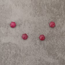 Rubis renforcé hexag 8mm 3.2x4=12.8€