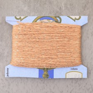 fil 4 brins (0.25mm le brin) sable/or - 10 mètres