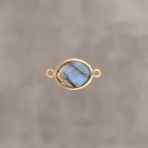 Labradorite pl.or 1 m 9x12mm env-5.9€x2=11.8€