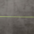 Polyester jaune fluo 0.5mm 0.29€x10M=2.90€
